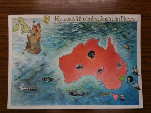 オーストラリアの歴史1
