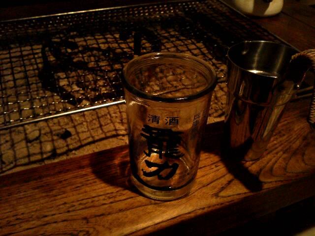 ワンカップと長火鉢
