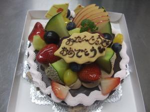 チョコケーキ (3)