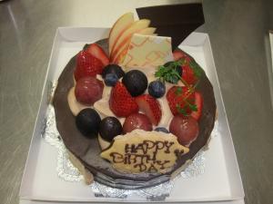 チョコケーキ (4)
