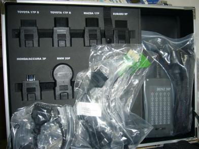 Gスキャン OBD2以外のアダプター