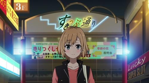 [SHIROBAKOO4話]武蔵境003