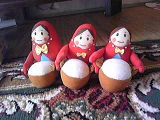 マジョルカ(違)3姉妹