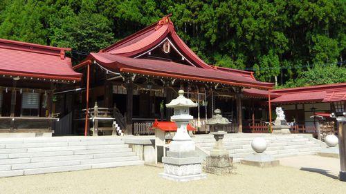 金蛇水神社1