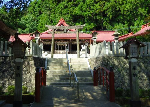 金蛇水神社12