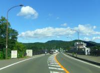 国道48号関山峠2