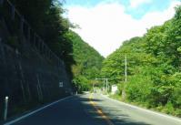 国道48号関山峠7