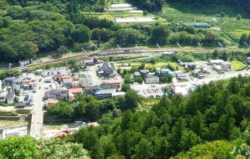 仙山線山寺駅7