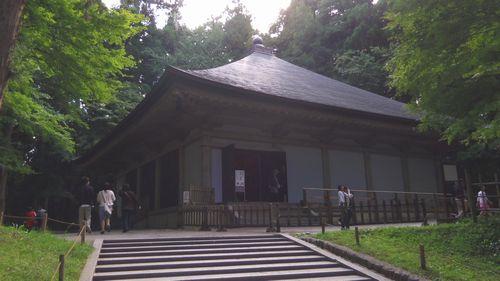 平泉中尊寺19金色堂
