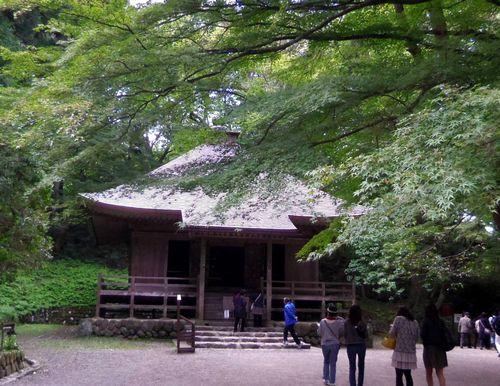 平泉中尊寺20経蔵