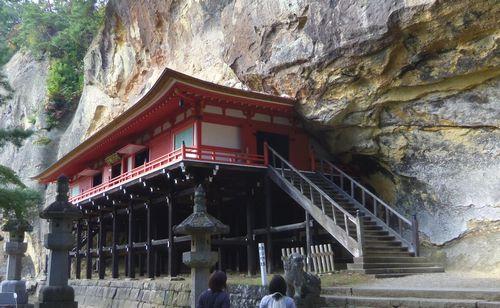 平泉達谷西光寺3