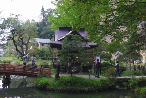 平泉達谷西光寺5