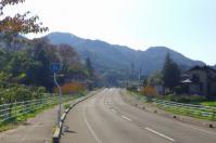 七ヶ宿滑津大滝2国道113号