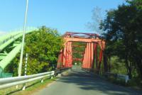 七ヶ宿やまびこ吊橋3
