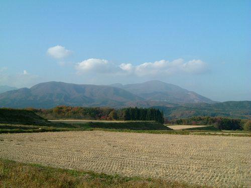 紅葉2011泉ヶ岳11