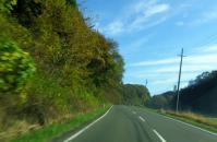 仙台から薬莱山2国道457号