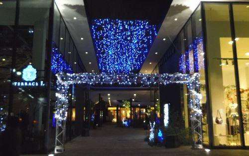 イルミネーション2011仙台駅5エデン