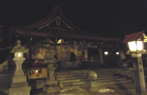どんと祭2012金蛇水神社5