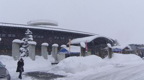 国道47号鳴子温泉へ5伊達な道の駅