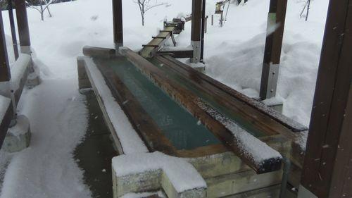 冬の鳴子温泉11豆湯