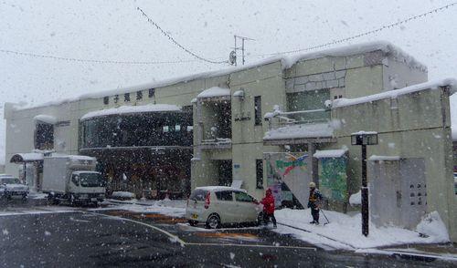 鳴子温泉駅1