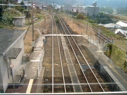 鳴子温泉駅13