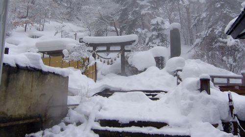 鳴子温泉滝の湯7温泉神社