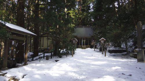 涌谷黄金山神社8