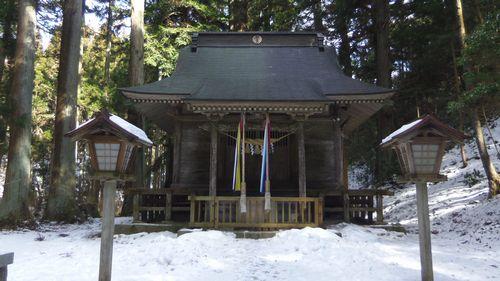涌谷黄金山神社9