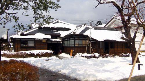飯坂温泉旧堀切邸つるし雛4