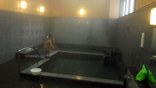 飯坂温泉波来湯8