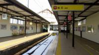 福島交通飯坂温泉駅8