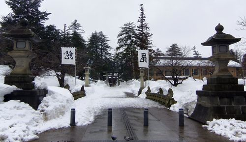 米沢城址上杉神社1