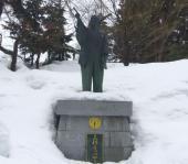 米沢城址上杉神社8上杉鷹山像
