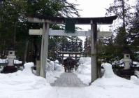 米沢城址上杉神社10