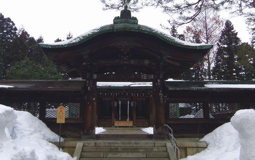 米沢城址上杉神社13