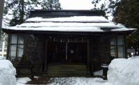 上杉神社周辺4松岬神社