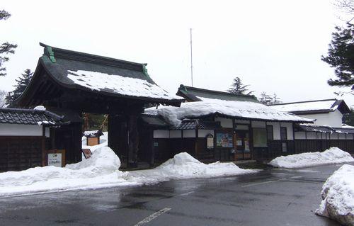 上杉神社周辺8上杉伯爵邸