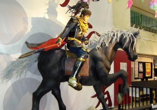 上杉神社周辺12戦国の杜