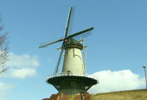 長沼フートピア公園8風車
