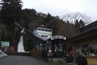 会津若松飯盛山4動く歩道