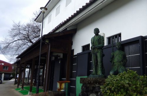 会津若松飯盛山5白虎隊記念館