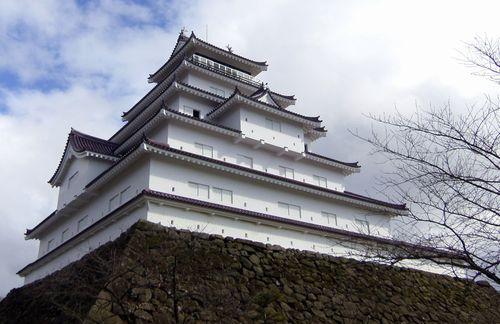 会津若松鶴ヶ城1
