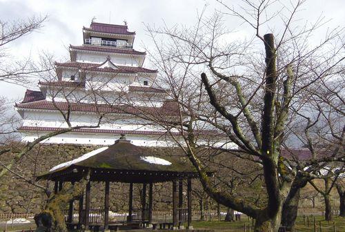 会津若松鶴ヶ城4