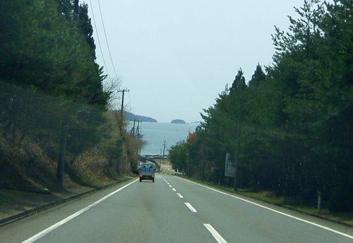 牡鹿半島への道程8