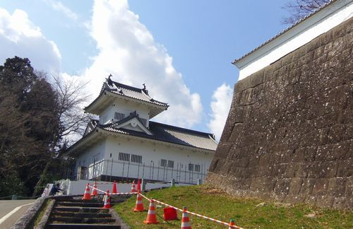 仙台青葉城1脇櫓