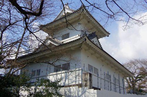 仙台青葉城6脇櫓