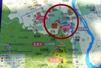 仙台青葉城10大手門案内図