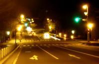仙台青葉城夜景1脇櫓前