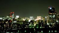 仙台青葉城夜景7仙台市街